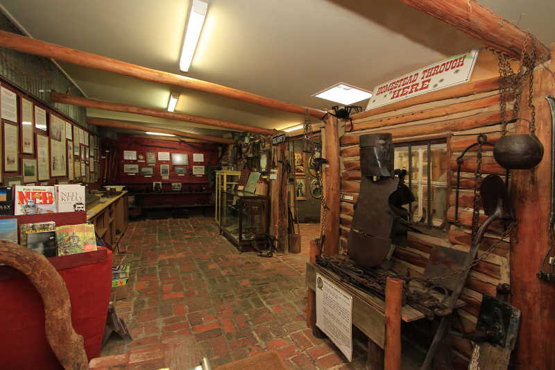 kate s cottage shop ned kelly museum and replica kelly